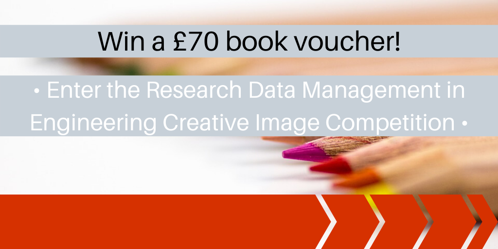 Research Data Management in Engineering Creative Image Competition