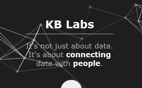 HUMlab partner KB Labs