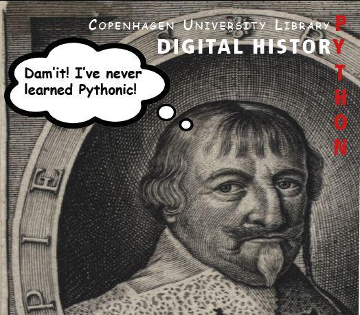 Python and Digital History