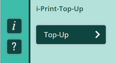i-Print top-up box in MyBeckett