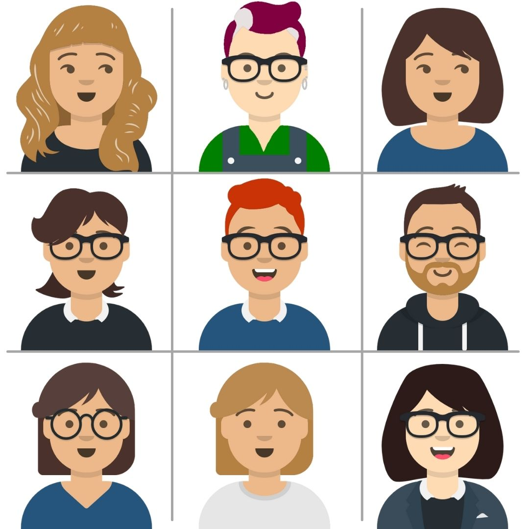 Technology Library Team avatars