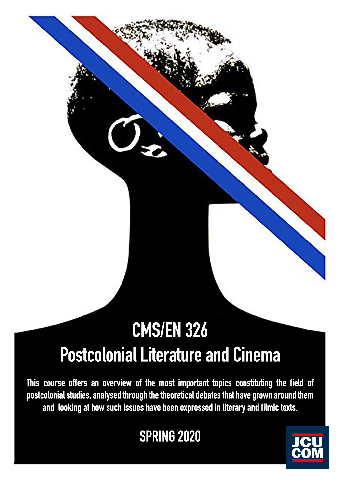 CMS-EN 326 - Postcolonial Cinema and Literature