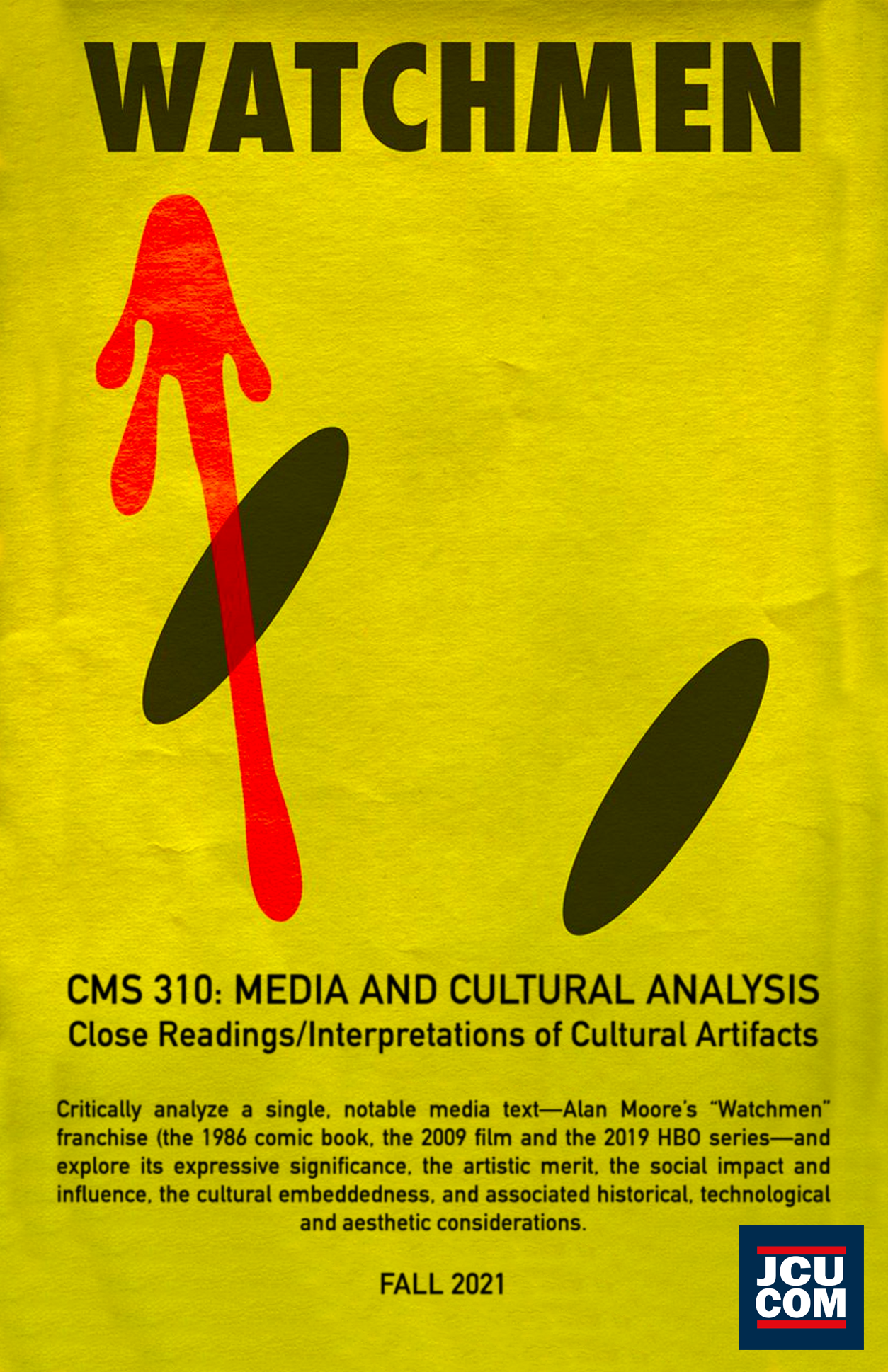 CMS 310 - Media and Cultural Analysis
