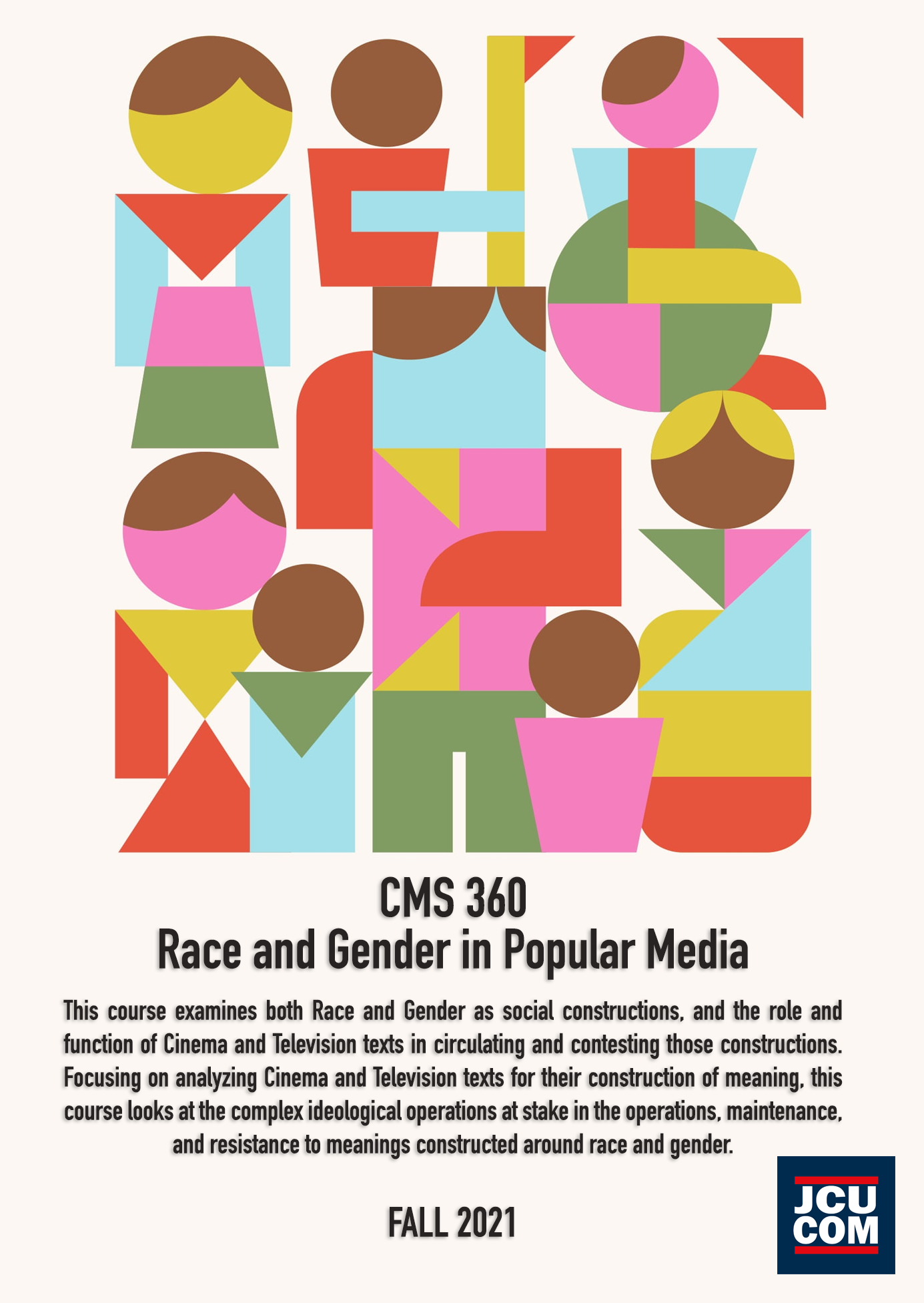 CMS 360 - Race and Gender in Popular Media