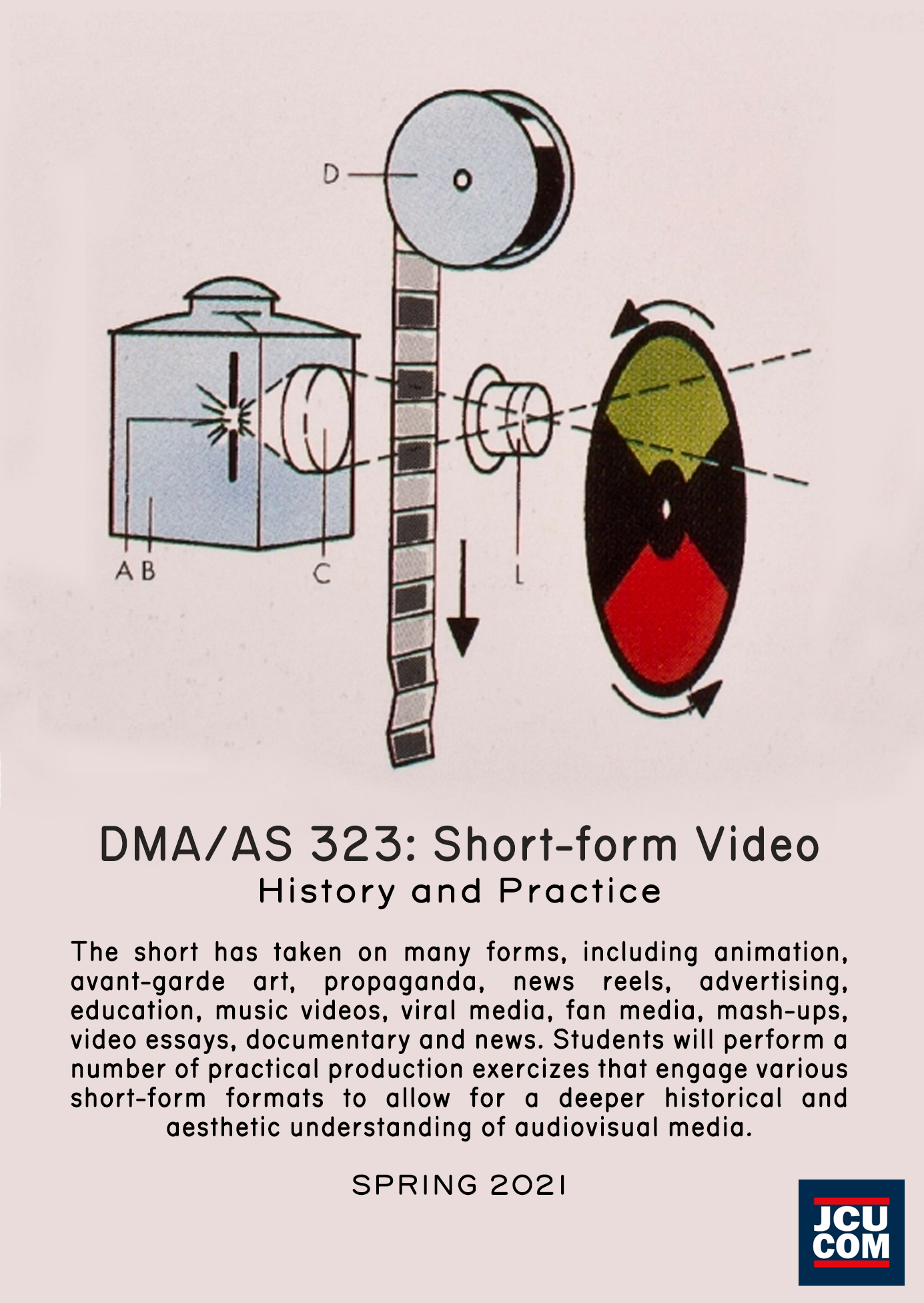 DMS-AS 323 Short Form Video History and Practice