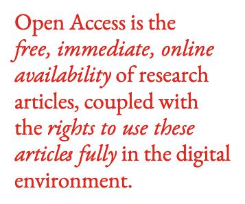 SPARC open access fact sheet