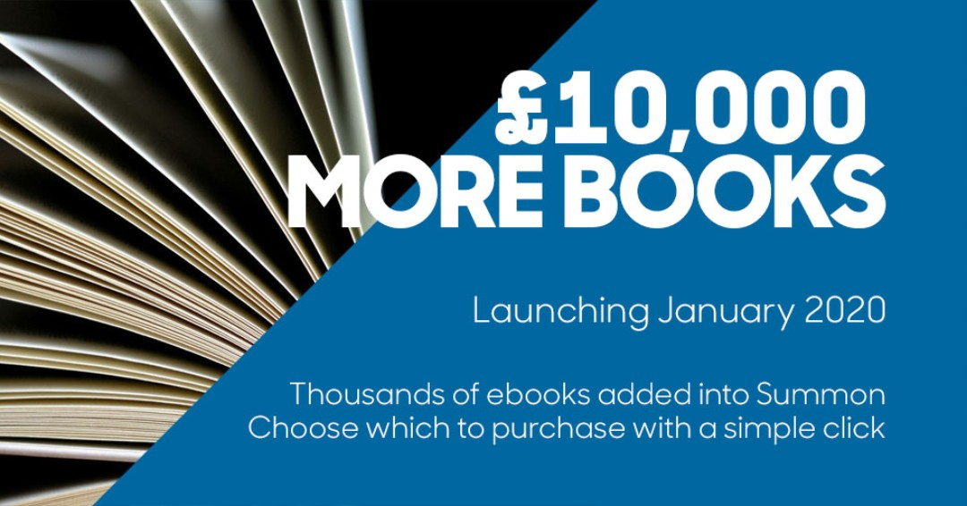 More Books £10000 advert