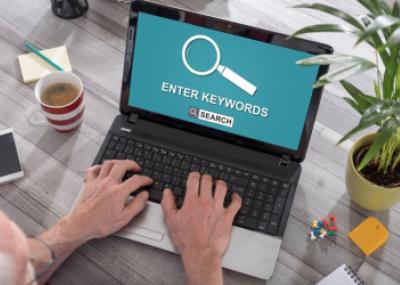 searching keywords