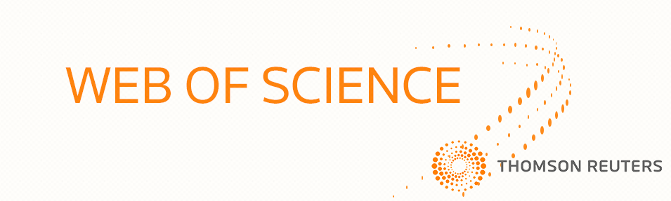 Thomson Reuters' Web of Science logo