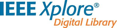 Logo of  online resource IEEE Xplore Digital Library