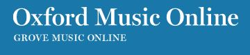 Oxford Music Online logo