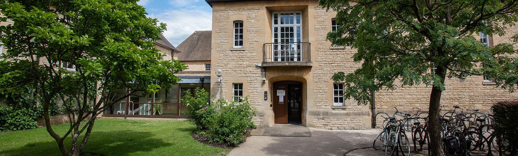 Music Faculty Main Entrance
