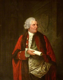 Sir Robert Taylor (1714–1788), Architect, By (or attributed to) William Miller