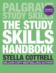 Cover of the Study Skills Handbook by Cottrell.