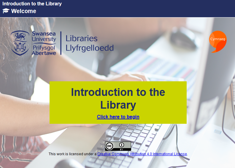 Introduction to the Library Short Course