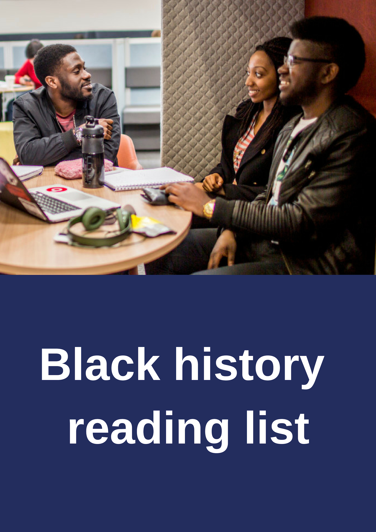 Black history reading list