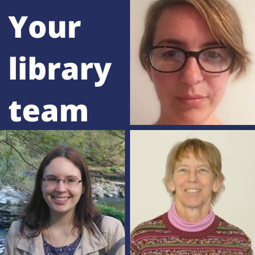 Your library team