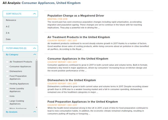 Illustration of Passport results screen.