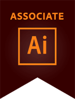 Illustrator Digital Badge