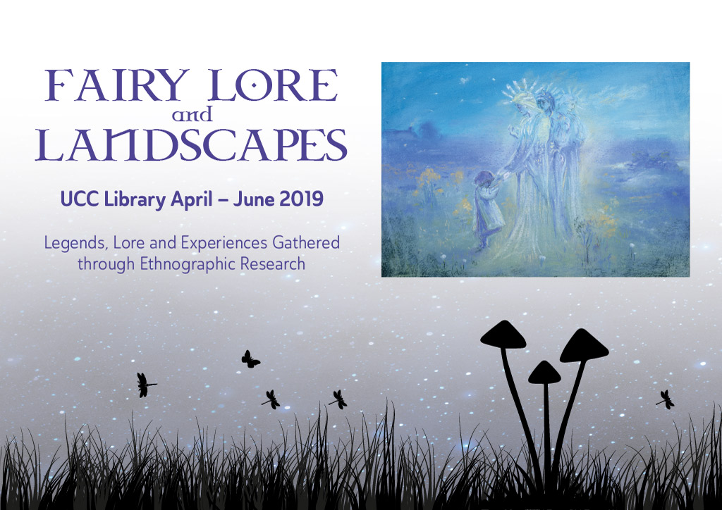 Fairy Lore and Landscapes exhibition image