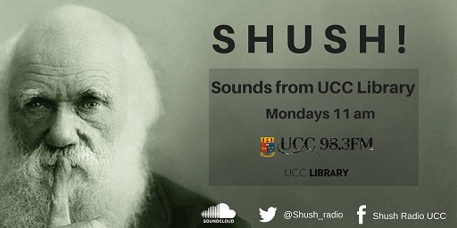 Shush! Sounds from UCC Library