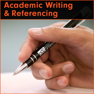 Academic Writing and Referencing