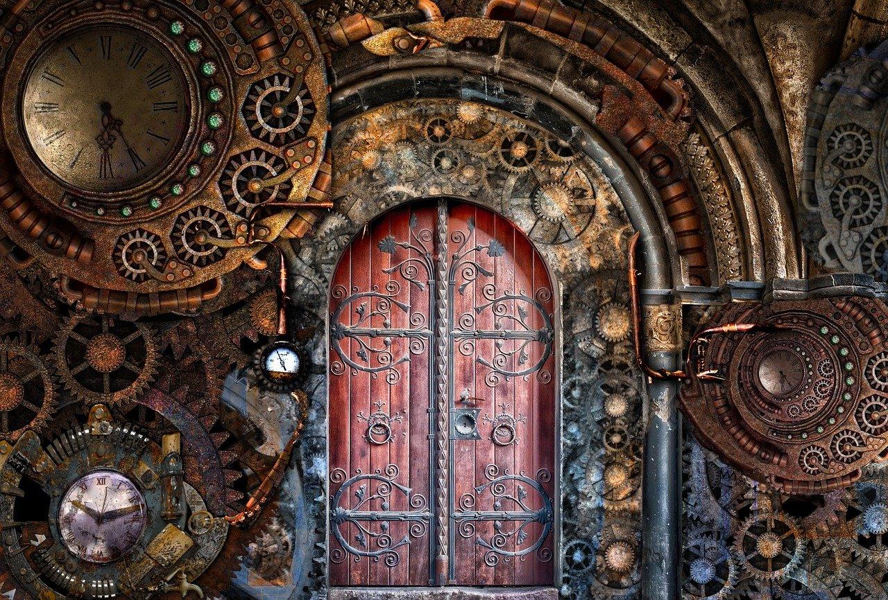 Door to an Escape room