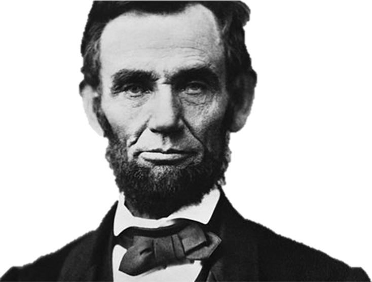 Abraham Lincoln in the style of a Guardian columnist