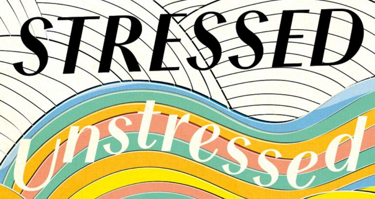 Stressed.  Unstressed banner.  Link to ReLit.