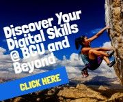 Discover Your Digital Skills @ BCU and Beyond Click here