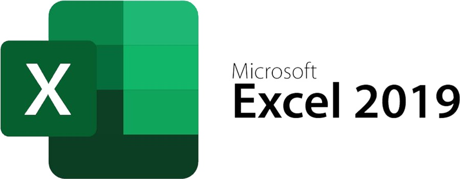 Excel 2019 logo