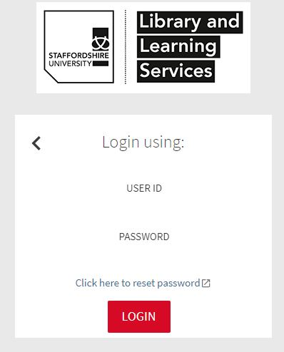 Screenshot of other users sign-in page