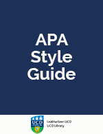 APA Style Guide