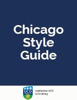 Chicago Style Guide download graphic