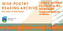 Irish Poetry Reading Archive graphic