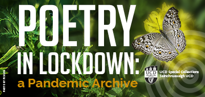 Poetry in Lockdown banner
