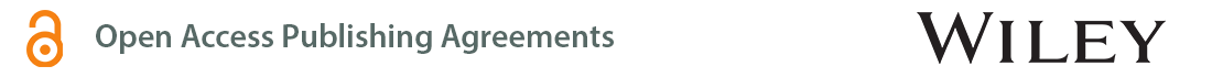 Wiley publishing agreement banner