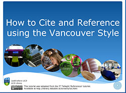 Vancouver tutorial image