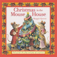 Christmas in the mouse house book cover