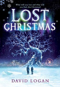 Lost Christmas book cover