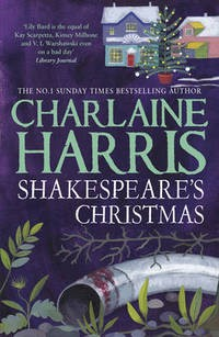 Shakespeare's Christmas book cover