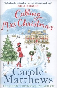 Calling Mrs Christmas book cover