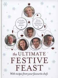 Ultimate festive feast book cover