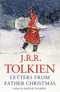 Letters from Father Christmas book cover