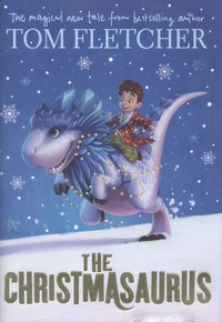 Christmasaurus book cover