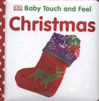 Baby touch and feel book cover