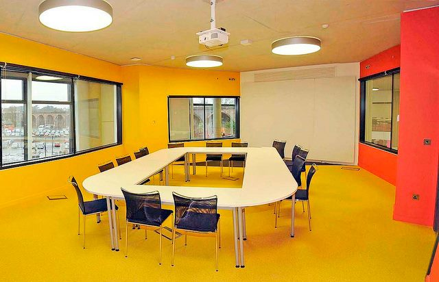 Hive meeting room 3