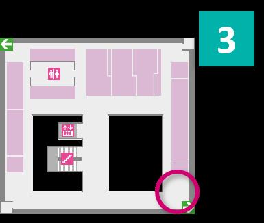 Morrell - 3rd floor - South east corner - Daytime