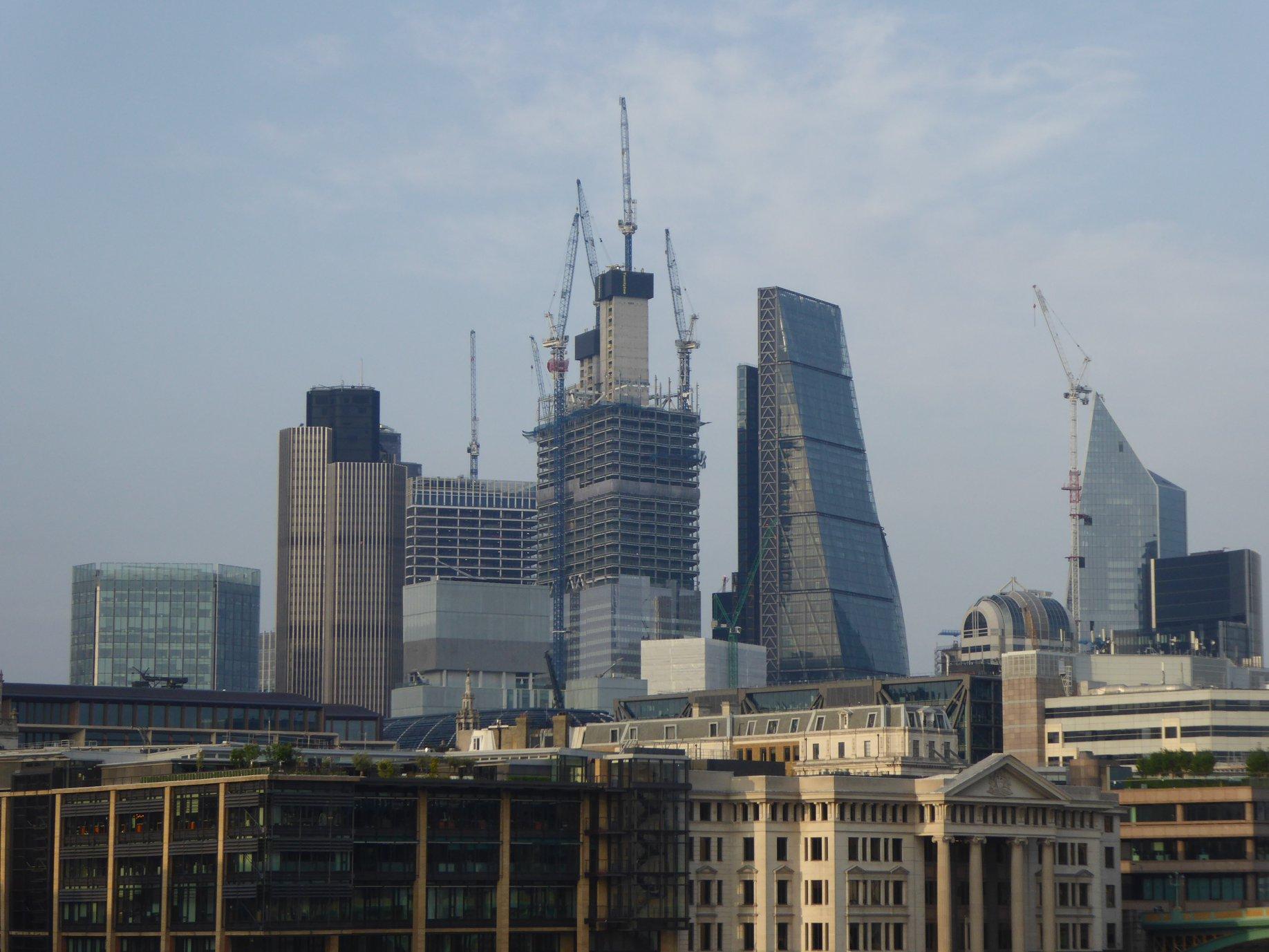 City of London, Copyright P.A.Goodall
