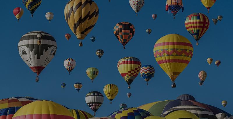 Hot Air balloons - decorative image